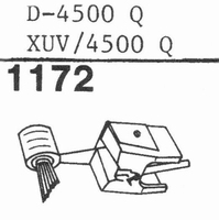 PICKERING D-4500 Q MM SHIBATA Stylus, COPY