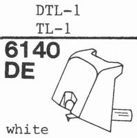 PICKERING DTL-1, TL-1 Stylus, diamond, elliptical