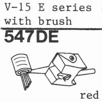 PICKERING V-15 AT-3, 1500 Stylus, DE