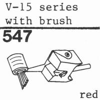 PICKERING V-15 AT-3, 1500 Stylus, DS
