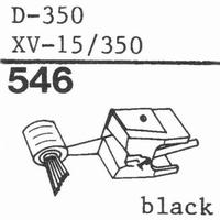 PICKERINGxV-15/4500 AME Stylus, diamond, stereo
