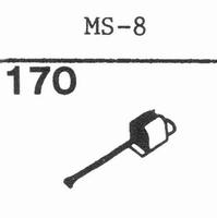 PIEZO MS-8 Stylus, DS<br />Price per piece