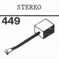 PIEZO STEREO Stylus, diamond, stereo