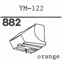 PIEZO YM-122 Stylus, diamond, stereo