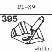 PIONEER PL-N9 Stylus, diamond, stereo