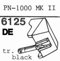 PIONEER PN-1000 MK II Stylus, DE