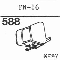 PIONEER PN-16, PN-330 Stylus, diamond, stereo