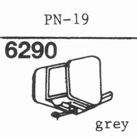PIONEER PN-19 Stylus, diamond, stereo