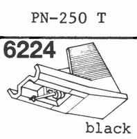 PIONEER PN-250 T BLACK Stylus, diamond, stereo