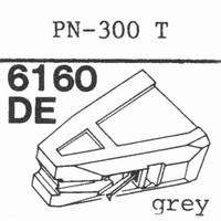 PIONEER PN-300 T Stylus, DE