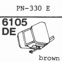 PIONEER PN-330 E Stylus, DE<br />Price per piece