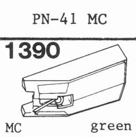 PIONEER PN-41 MC Stylus