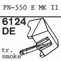 PIONEER PN-550 E MK 2 Stylus, DE