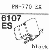 PIONEER PN-770 EX Stylus, ES
