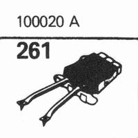 R.C.A. 100020 A Stylus, sapphire normal (78rpm) + sapphire s