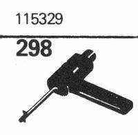 R.C.A. 115329 Stylus, sapphire stereo + diamond stereo