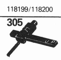 R.C.A. 118199, 118200 Stylus, diamond, stereo