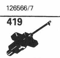 R.C.A. 126566/7 Stylus, diamond, stereo
