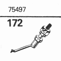 R.C.A. 75497 Stylus, diamond, stereo