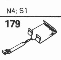 REUTER N-4, S-1 Stylus, diamond, stereo