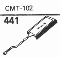 RONETTE CTM-102 Stylus, diamond, stereo
