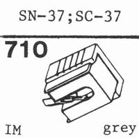 SANSUI SN-37, SC-37 Stylus, diamond, stereo