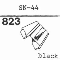 SANSUI SN-44 Stylus, diamond, stereo