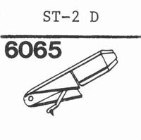 SANSUI ST-2 D Stylus, diamond, stereo