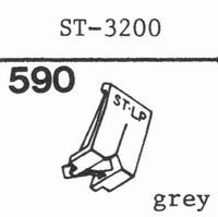 SANSUI ST-3200 Stylus, diamond, stereo