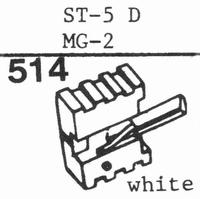 SANYO MG-2, ST-5 D Stylus, diamond, stereo