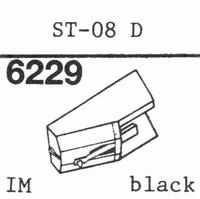 SANYO ST-08 D Stylus, diamond, stereo