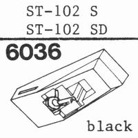 SANYO ST-102 S, Stylus, diamond, stereo