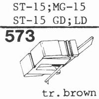 SANYO ST-15 GDTR.BROWN Stylus, DS