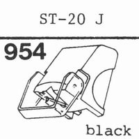 SANYO ST-20 J Stylus, diamond, stereo, original