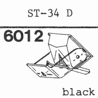 SANYO ST-34 D Stylus, diamond, stereo