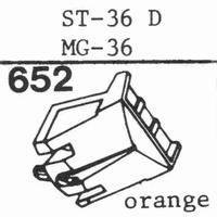 SANYO ST-36 D, MG-36 Stylus, diamond, stereo