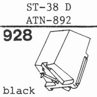 SANYO ST-38 D Stylus, diamond, stereo