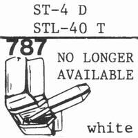 SANYO ST-4 D Stylus, diamond, stereo