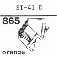 SANYO ST-41 D, ATN-750 Stylus, diamond, stereo, original