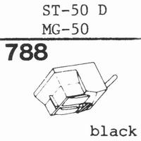 SANYO ST-50 D Stylus, diamond, stereo