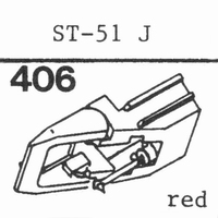 SANYO ST-51 J Stylus, diamond, stereo, original