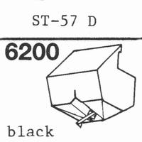 SANYO ST-57 D Stylus, diamond, stereo
