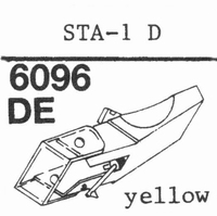 SANYO STA-1 D Stylus, DE-OR