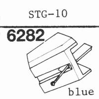 SANYO STG-10 BLUE Stylus, diamond, stereo