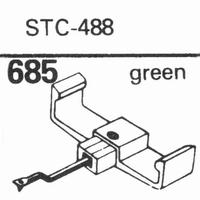SCHUMANN MERULA STC-488 SAPPH stylus, sapphire, stereo