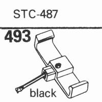 SCHUMANN/MERULA STC 487 Stylus, diamond, stereo