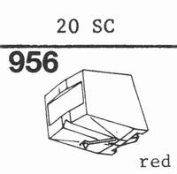 SCOTT 20 SC Stylus, DS