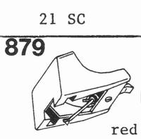 SCOTT 21 SC Stylus, diamond, stereo, original