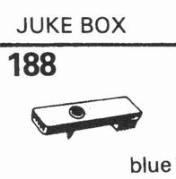 SEEBURG JUKEBOX Stylus, diamond, stereo