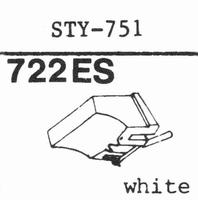 SHARP STY-751 Stylus, SHIBATA<br />Price per piece